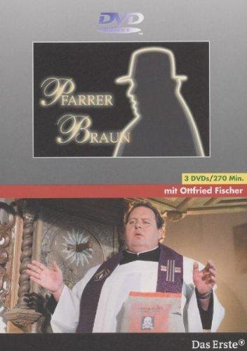 DVD - Pfarrer Braun DVD BOX 1 (Ein verhexter Fall / Das Skelett in den Dünen / Der siebte Tempel)