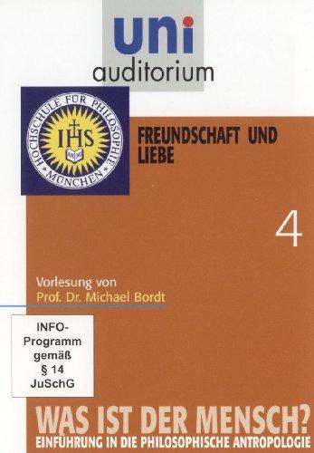 DVD - Freundschaft und Liebe von Prof. Dr. Michael Bordt - Teil 5