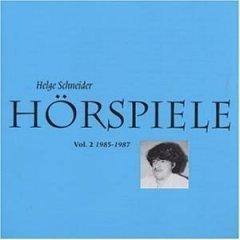 Schneider , Helge - Höspiele 2 - 1985 - 1987