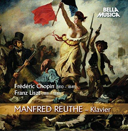 Reuthe , Manfred - Chopin Liszt - Piano Solo 2