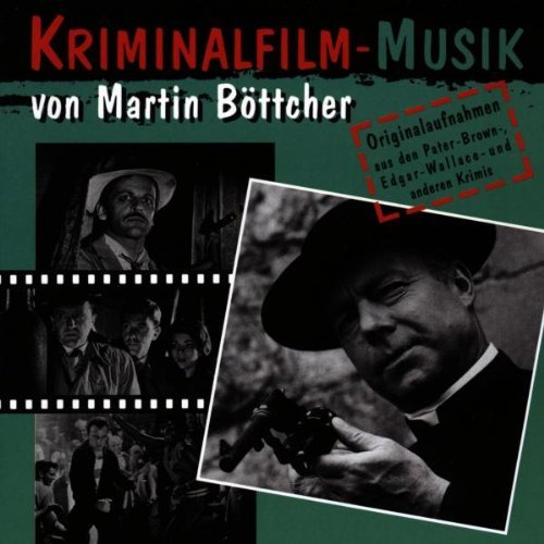 Martin Böttcher - Kriminalfilmmusik Vol.3