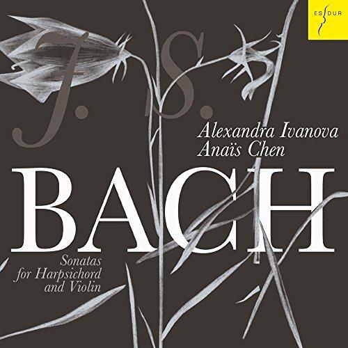 Bach , Johann Sebastian - Sonatas For Harpsichord And Violin, BWV 1014-1019 (Ivanova, Chen)