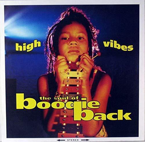 Sampler - High Vibes - The Soul Of Boogie Back (Vinyl)