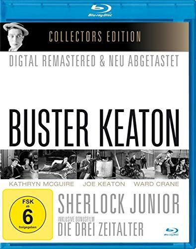 Blu-ray - Buster Keaton: Sherlock Junior (  Die drei Zeitalter) (Remastered) (Collector's Edition)