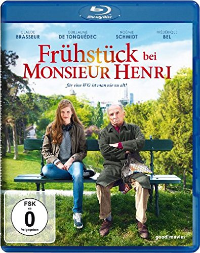 Blu-ray - Frühstück bei Monsieur Henri