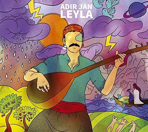 Jan , Adir - Leyla