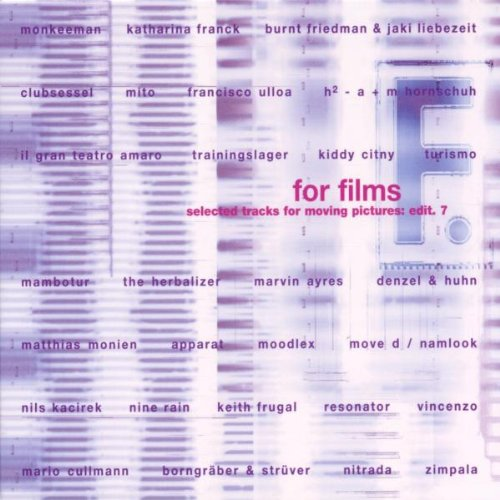 Sampler - For films 7