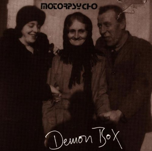 Motorpsycho - Demon Box