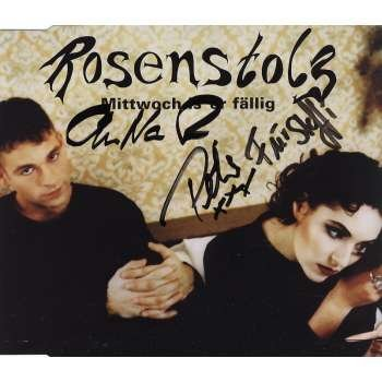 Rosenstolz - Mittwoch is'er fällig (Maxi)