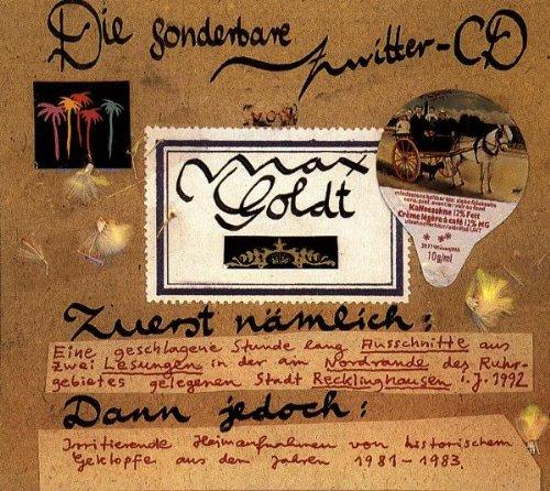 Goldt , Max - Die sonderbare Zwitter-CD