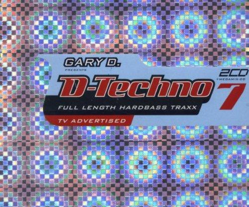 Sampler - D-Techno 7 (Gary D. Presents)