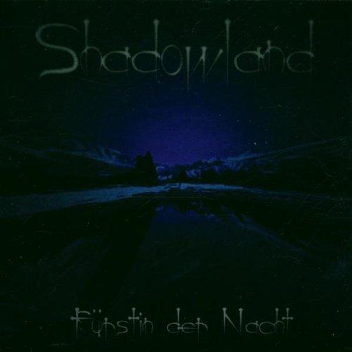 Shadowland - Fürstin der Nacht