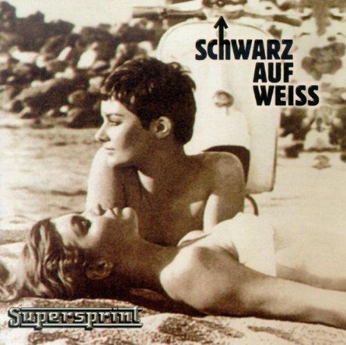 Schwarz auf Weiss - Supersprint