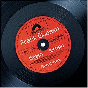 Goosen , Frank - Liegen Lernen