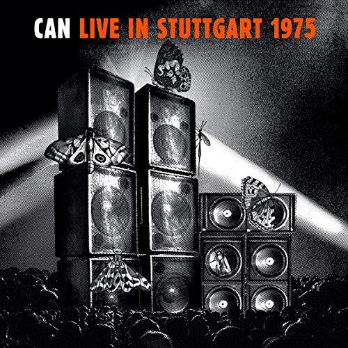 Can - Live in Stuttgart 1975 (2cd)