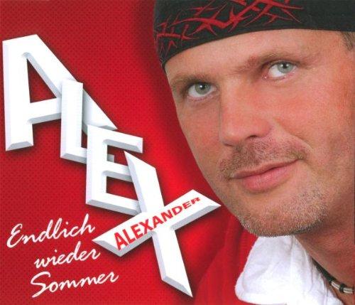 Alexander , Alex - Endlich Wieder Sommer (Maxi)