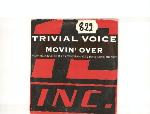 Trivial Voice - Movin' over (Maxi)