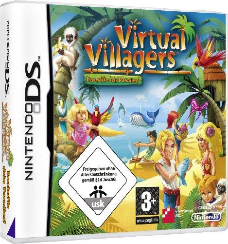 Nintendo DS - Virtual Villagers