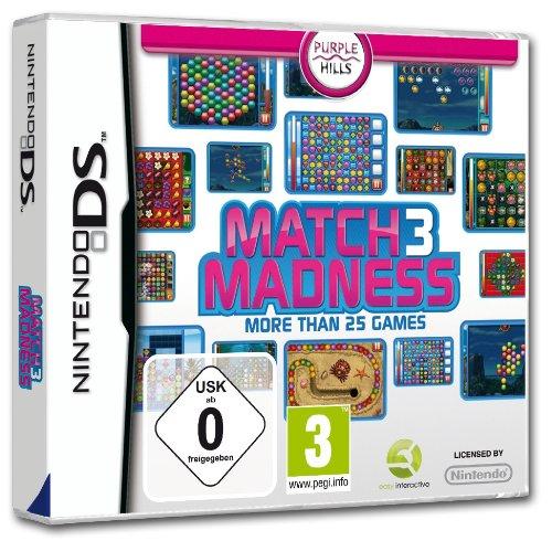 Nintendo DS - Match 3 Madness