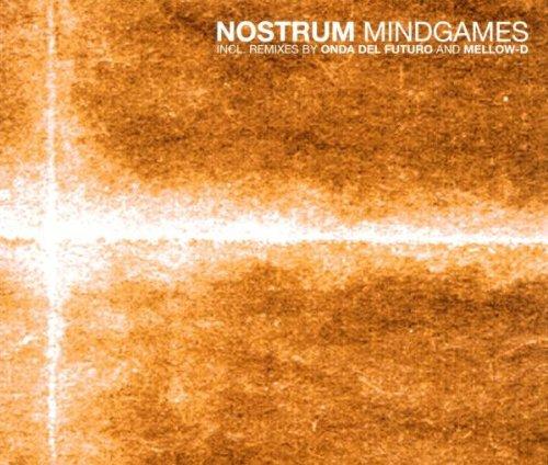 Nostrum - Mindgames (Maxi)