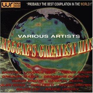 Sampler - Reggea's Greatest Hits