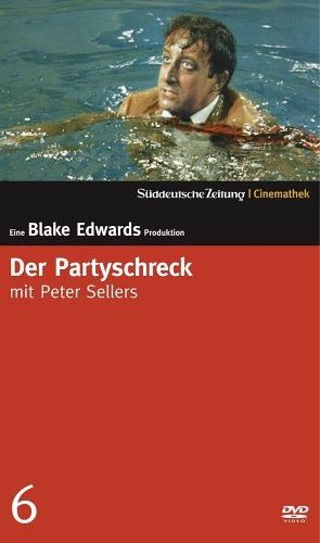 DVD - Der Partyschreck (Süddeutsche Zeitung / Cinemathek Lieblingsfilme 06)