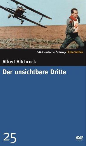 DVD - Der unsichtbare Dritte (Süddeutsche Zeitung / Cinemathek 25)