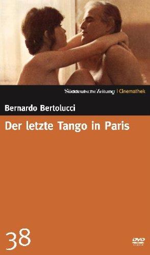 DVD - Der letzte Tango in Paris (Süddeutsche Zeitung / Cinemathek Lieblingsfilme 38)