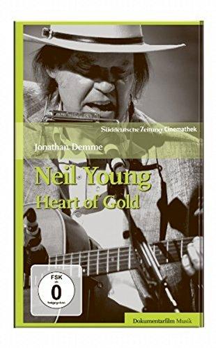 DVD - Neil Young - Heart of Gold (Süddeutsche Zeitung Cinemathek / Dokumentarfilm Musik)