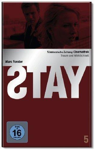 DVD - Stay (Süddeutsche Zeitung / Cinemathek Traum und Wirklichkeit 05)