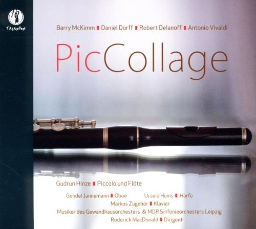 Hinze , Gudrun - PicCollage - McKimm / Dorff / Delanoff / Vivaldi (Jannemann, Heins, Zugehör, MacDonald)