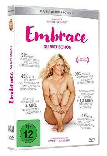 DVD - Embrace - Du bist schön (OmU)