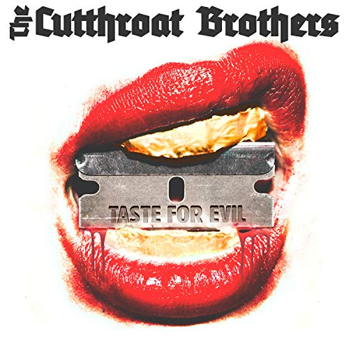 Cutthroat Brothers , The - Taste For Evil (DigiPak Edition)