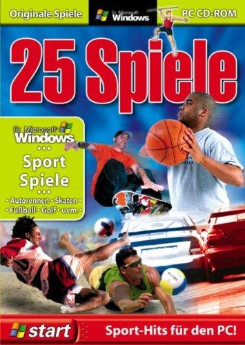 PC - 25 Spiele - Sport Spiele