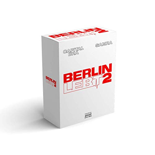 Capital Bra & Samra - Berlin Lebt 2 (Ltd.Deluxe Box)