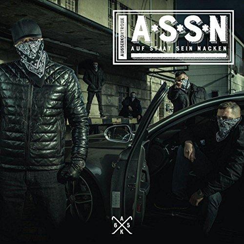 AK Ausserkontrolle - Auf Staat sein Nacken (A.S.S.N.) (Premium Edition)