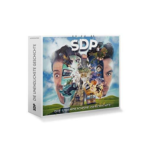 SDP - Die Unendlichste Geschichte (Premium Edt. Digipack)