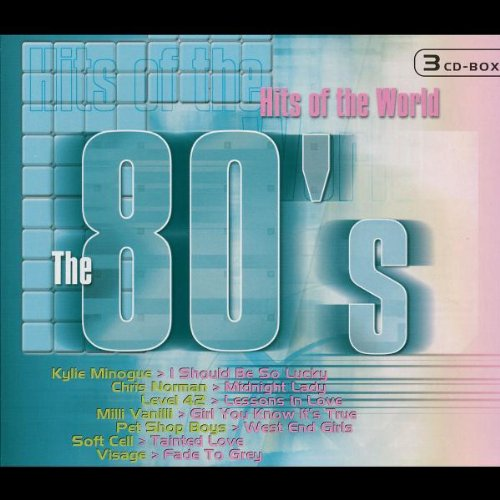 Sampler - The 80's - hits of the world