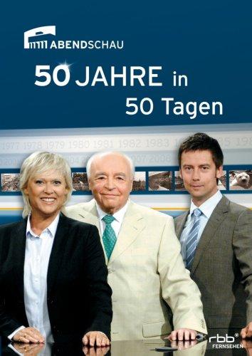 DVD - Abendschau - 50 Jahre in 50 Tagen (RBB)