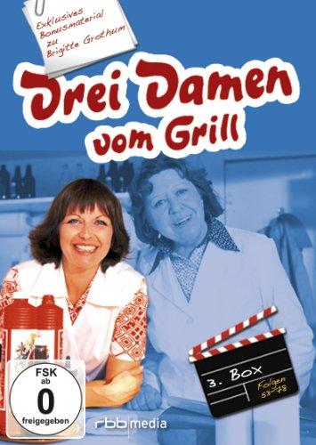 - Drei Damen vom Grill - Box III (Folgen 53-78) [6 DVDs]