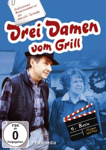 DVD - Drei Damen vom Grill - 5. Box (Folgen 105-140)