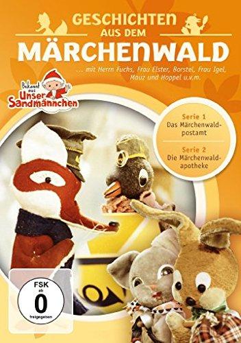 DVD - Geschichten aus dem Märchenwald (Das Märchenwaldpostamt / Die Märchenwaldapotheke)