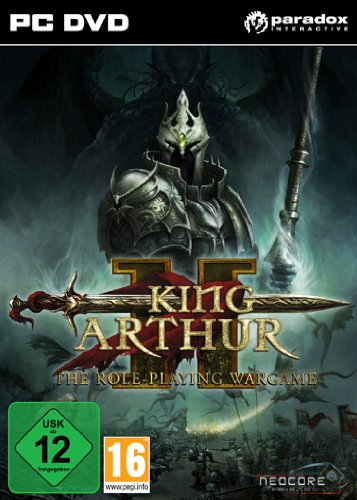PC - King Arthur 2 - The Role-Playing Wargame