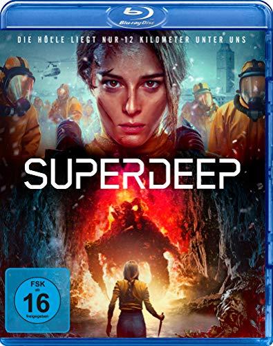 Blu-ray - Superdeep [Blu-ray]