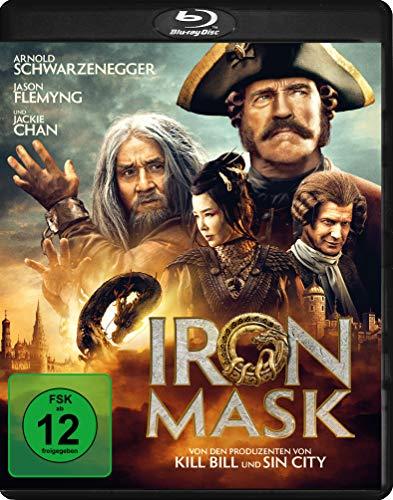 Blu-ray - Iron Mask [Blu-ray]