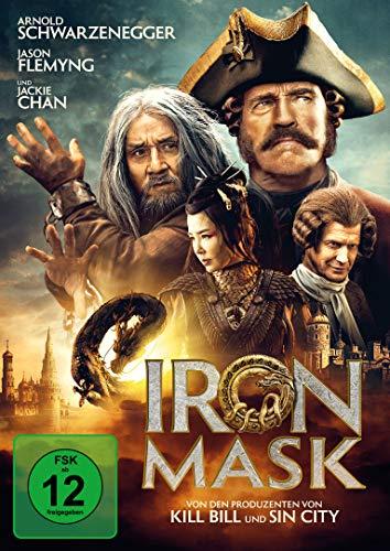 DVD - Iron Mask