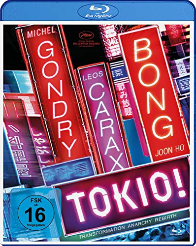 Blu-ray - Tokio!