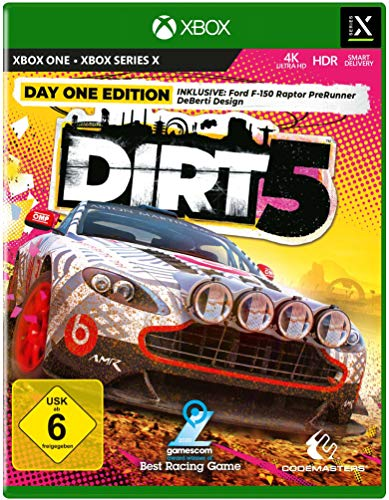 XBOX ONE - Dirt 5 - Day One Edition