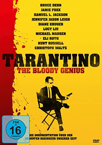 DVD - Tarantino - The Bloody Genius
