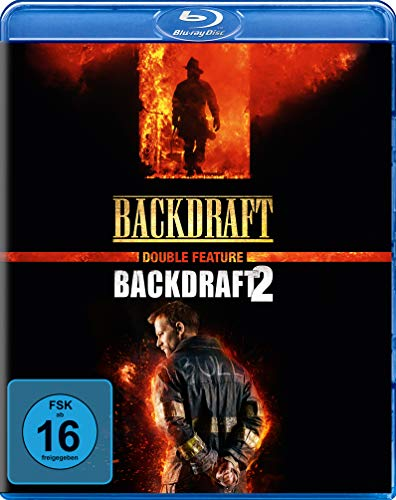 Blu-ray - Backdraft / Backdraft 2 (Double Feature)
